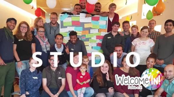 Mediathek Hessen - Crowdfunding Aktion - Welcome In! Wohnzimmer Fulda